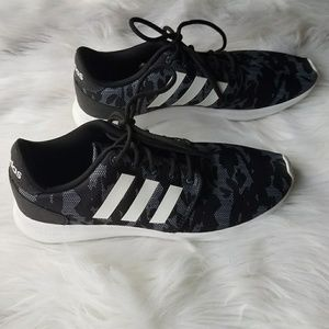 Women's adidas neo memory footed  sneakers